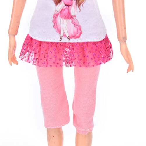 Beautiful DollSuit Handmade Party Clothes For  Noble Doll Best Gift ODCA