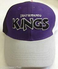 NBA Sacramento Kings Reebok Kids Velcro-Back Cap Hat NEW!