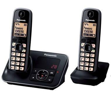 Panasonic KX-TG6622EB Cordless Phone