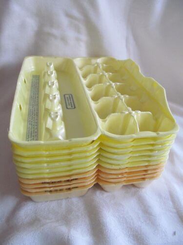 Styrofoam Egg Carton 12 count 1 dozen Large Size Lot-10