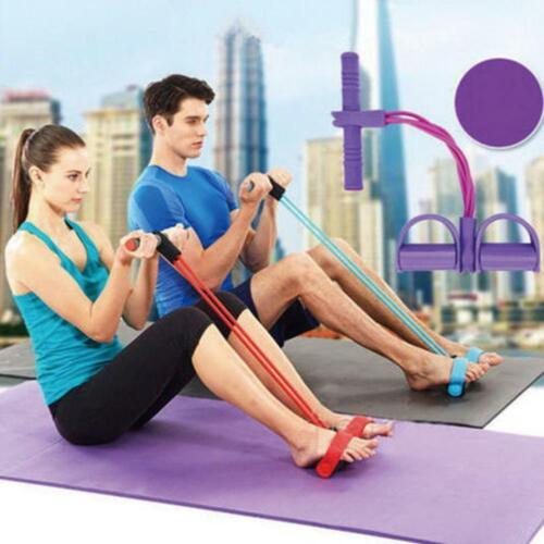 Premium Multi-Function Tension Rope Ankle Exercise Fitness Equipment