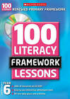 100 New Literacy Framework Lessons for Year 6 with CD-Rom by Nikki Gamble, Roger Hurn, Gill Matthews, Nikki Hughes (Mixed media product, 2007)