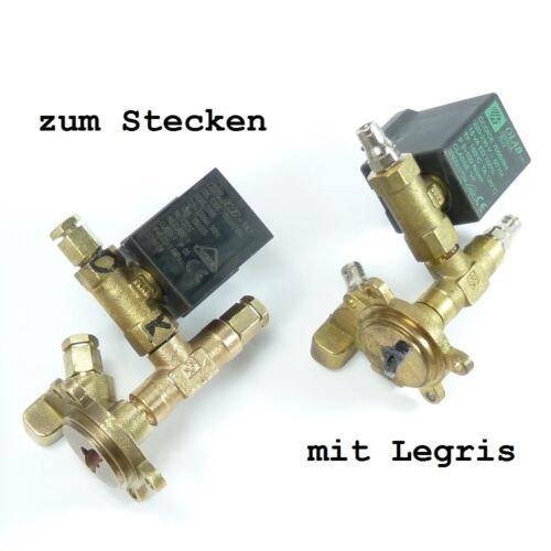 MIELE CVA 620 électrovanne valve pour vapeur chaudière chaudière ancienne version de sélection