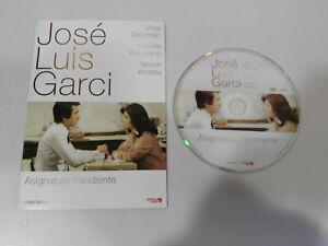 Oggetto Pendente JOSE Luis Garci Sagrestano DVD Su Cartone Spagnolo