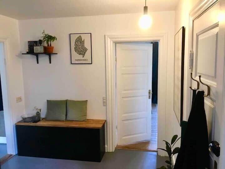 København , Andelslejlighed byttes, 2200