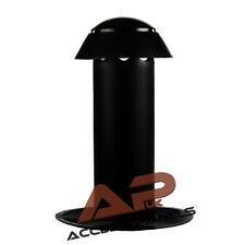 Piso Techo Capucha Ø110mm (4,3 pulgadas) de conductos chimenea conducto de ventilación Extractor cubierta