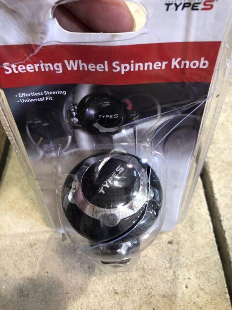 Type S AC50092-60//6 Steering Wheel Spinner Knob