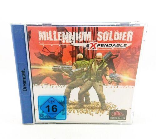 1 von 1 - Millennium Soldier - Expendable (gebraucht) (Sega Dreamcast, 1999)