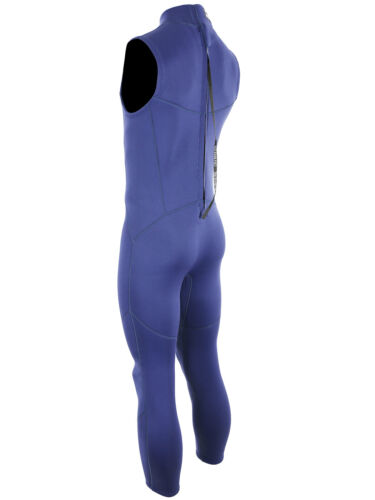 MD Mens 2.5mm Thunderclap Sleeveless Full Leg Neoprene Wetsuit by TBF Adults