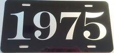 1975 LICENSE PLATE FITS TRANS AM FIREBIRD CAMARO 442 CORVETTE Z-28 MUSTANG VEGA