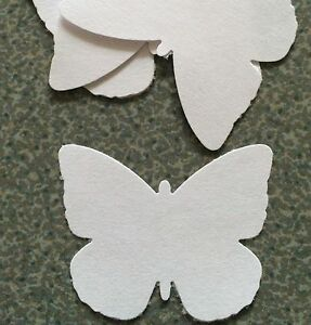 GARDEN-Butterfly-BLOCK-Punches-80gsm-Premium-White-Paper-SECONDS-100-Pieces