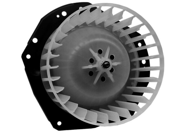 HVAC Blower Motor-Blower Motor(w/Impeller) ACDelco GM Original Equipment