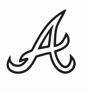 Atlanta-Braves-MLB-Baseball-Vinyl-Die-Cut-Car-Decal-Sticker-FREE-SHIPPING