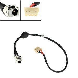 Toshiba-Satellite-L755D-4-Pin-Dc-Conector-Hembra-Cable-puerto-conector