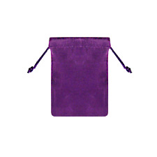 25pcs Purple 3x4 Inch Jewelry Pouches Velveteen Gift Bags