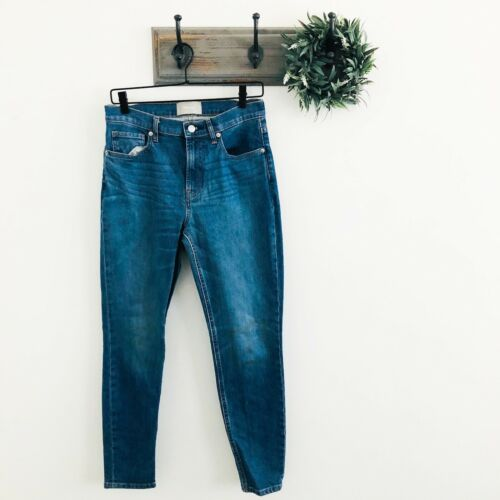 Everlane High Rise Skinny Jeans 29