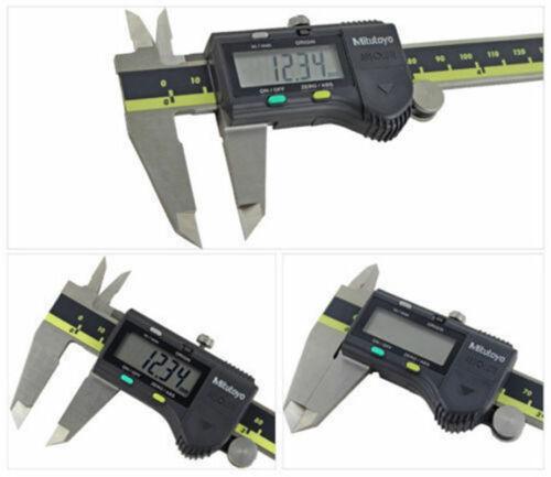 Mitutoyo Absolute Digital Digimatic Vernier Caliper 500-196-20//30 150//200//300mm