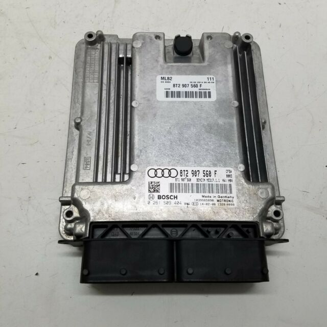 2013-2015 AUDI RS5 4.2L V8 ECM ENGINE CONTROL MODULE