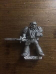 Space Marine Rogue Trader 80 S Warhammer 40k Metal Épuisé  </span>