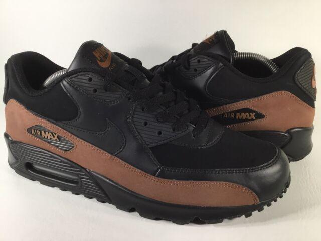 Size 11 - Nike Air Max 90 Black - 302519-902