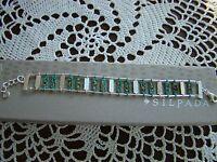 Silpada Sterling Silver, Brass patina Stripes Bracelet B3423