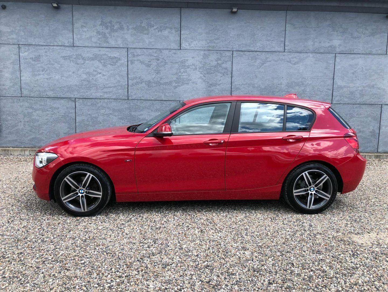 BMW 120d Sport Line Aut.