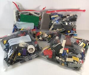 LEGOS-Misc-Mixed-Bulk-Lot-of-Various-Lego-Pieces-7lbs-with-Mini-Figures