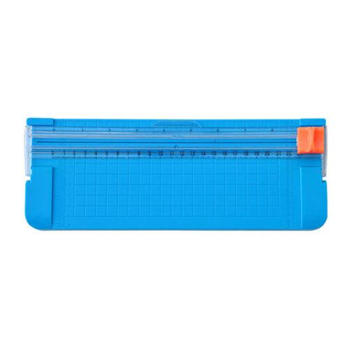 Papierschneider Papierschneidemaschine Schneidegerät Fotoschneider A5 Schneider