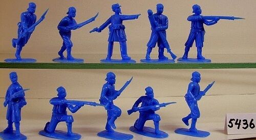 ZOUAVES figures-wargaming Kit Armies in plastic 5436 nous guerre civile 146th N.Y