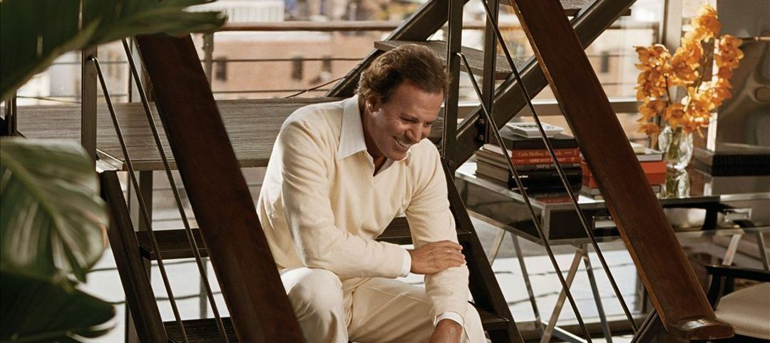 PARKING PASSES ONLY - Julio Iglesias