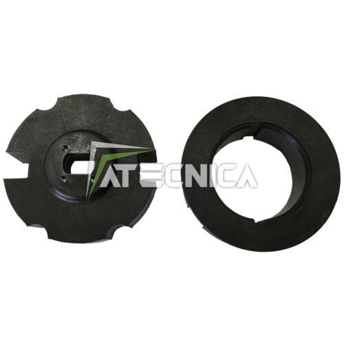 Adattatore asse 78 mm OGIVA per motore tubolare tende da sole attacco 10x15mm