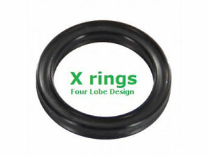 Viton Heat Resistant Black O-rings  Size 138     Price for 2 pc