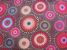 Flower Power #996 100% Cotton 1 yard Quilt Fabric