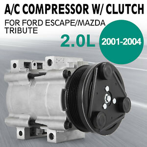 Image Is Loading Up Ac Compressor For 2001 2002 2003 2004