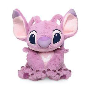 DISNEY-Angel-Medium-Plush-Small-Soft-Toy-Teddy-38cm-NEW-Lilo-amp-Stitch