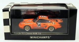 Minichamps-Escala-1-43-Modelo-430-756954-Porsche-Carrera-RSR-ADAC-1000-km-1975