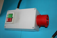 Elektromotor; K&b Motorstarter i=12a;ssk820/400v/12