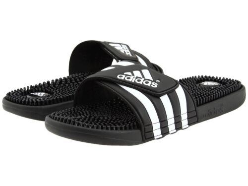 Running Adidas Blanco Negro A Adissage Hombres 078260 Slides Estrenar Sandalias wpnYT7Fx
