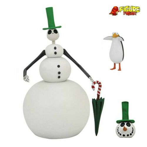 Big Tall Vampire, bonhomme de neige Jack Nightmare Before Christmas Select Series 7 Set
