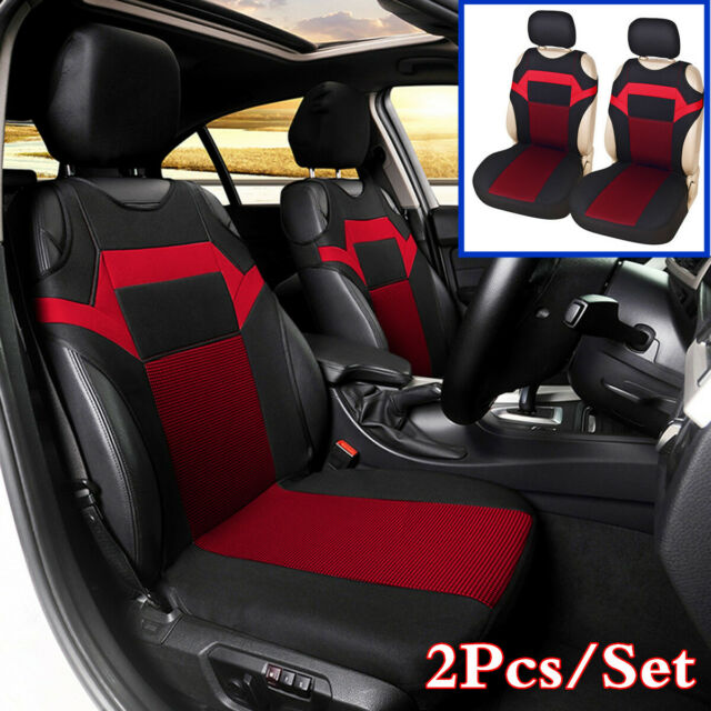 Black Lampa 55006 Front Seat Cover Jersey Fabric T-Shirt