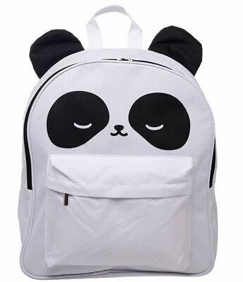 Funky Pandarama Panda Design Zaino Zaino Borsa Scuola Per Bambini-mostra Il Titolo Originale Né Troppo Duro Né Troppo Morbido