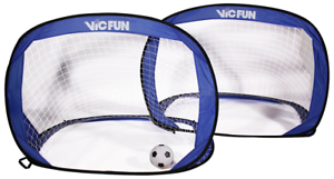 Vicfun Pop Up Goal Football Garden Set - Rugeley, United Kingdom - Vicfun Pop Up Goal Football Garden Set - Rugeley, United Kingdom