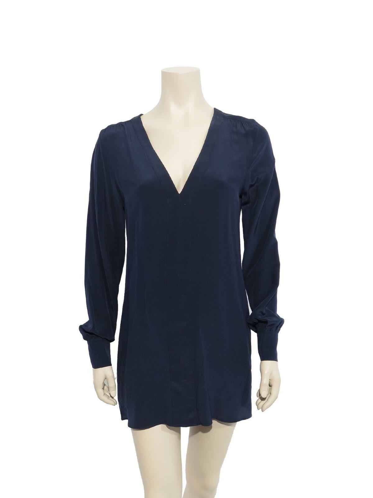 RORY BECA Silk Tunic Dress (Größe S)