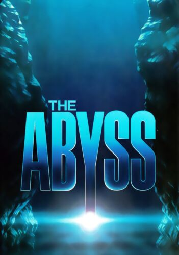 A3//A4 Size The Abyss MOVIE THRILLER DRAMA ART PRINT FILM  POSTER # 21