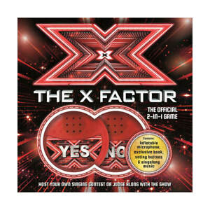 X Factor 2-in-1 Game