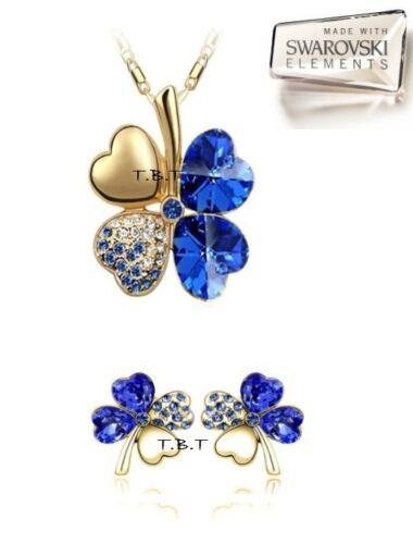 orecchini bracciale Elements SWAROVSKI  BS//52 parure Cuore Hearts COLLANA