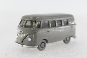 A-s-s-Wiking-ALT-coches-vw-t1-furgoneta-descubrimos-piedra-gris-1959-GK-310-8zk-CS-323-1k-ASC