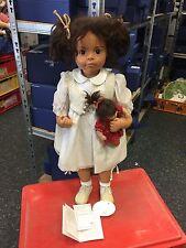 Joke Grobben Puppen Celina & Poppetje 68 cm. Top Zustand