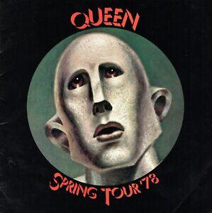 QUEEN-1978-JAZZ-SPRING-EUROPEAN-TOUR-CONCERT-PROGRAM-BOOK-FREDDIE-MERCURY-VG-NM