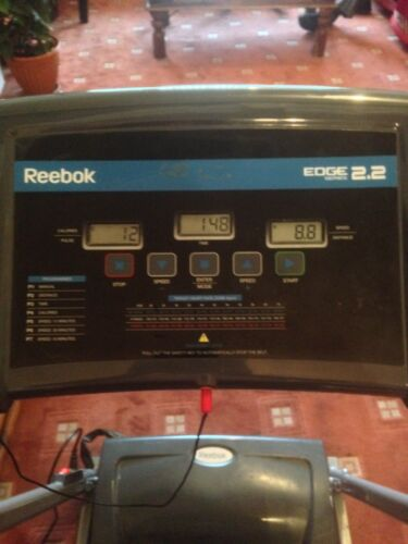 REEBOK EDGE 2.2 TREADMILL MODEL-REOM-11305 FRONT ROLLER FOR SALE ONLY *AONA*